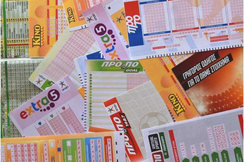 lotto tickets