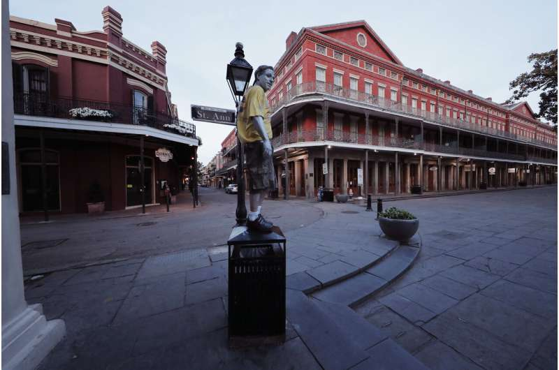 Louisiana virus cases surge; Edwards plans primetime address