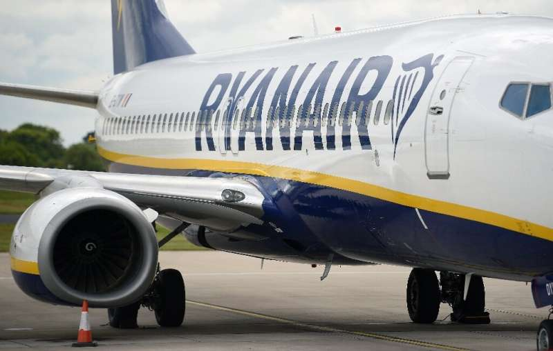 Low-cost airline Ryanair, which has complained about government rescues spoiling competition between airlines, has said it will