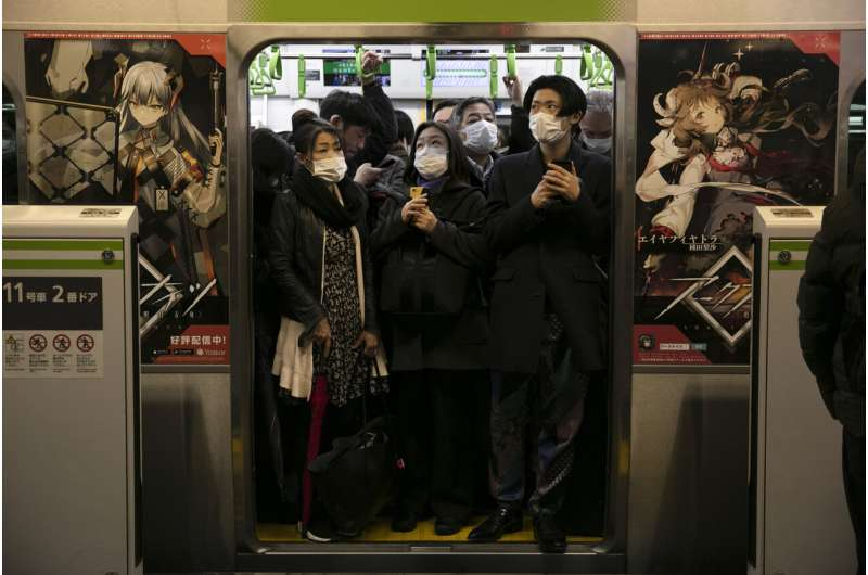 Low-tech Japan challenged in working from home amid pandemic