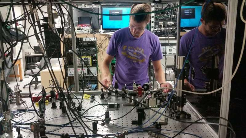 LSU physicists develop a method to improve gravitational wave detector sensitivity