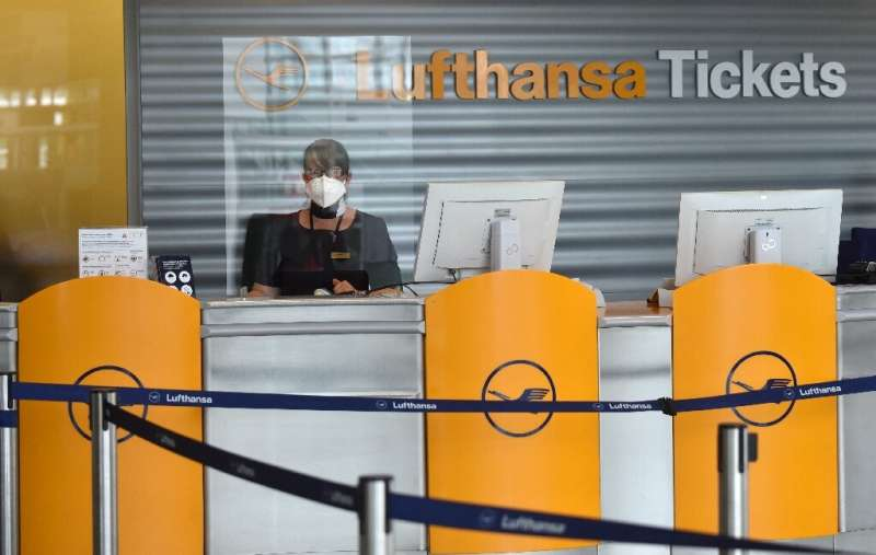 Lufthansa, like many other airlines, has been swamped by demands for refunds just as it needs to hold on to cash to survive