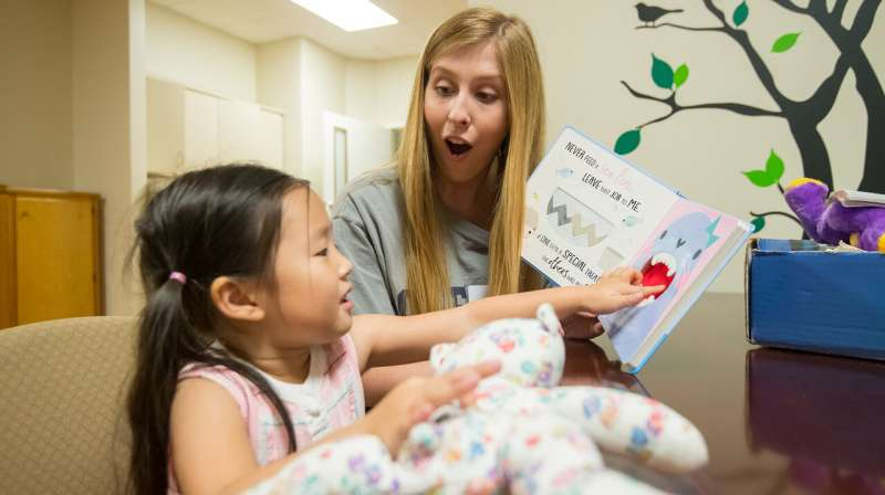 Maintaining progress for children with learning, language disorders