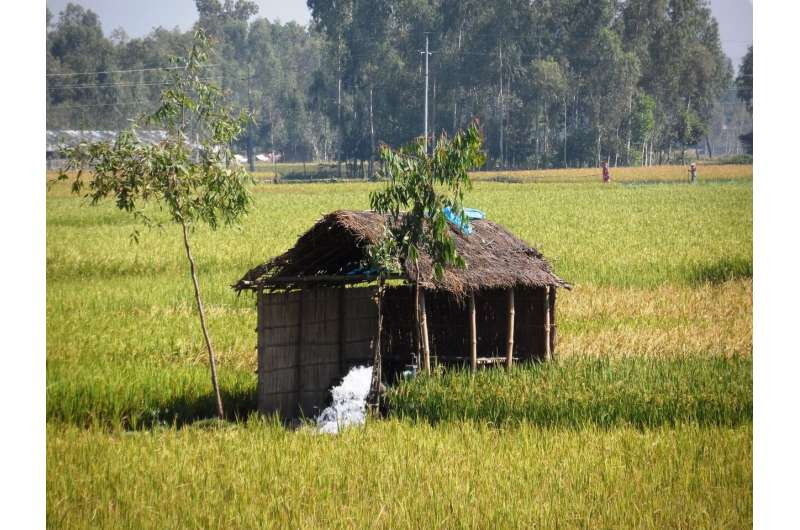 Majority of groundwater stores resilient to climate change