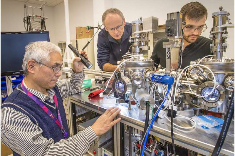 Making high-temperature superconductivity disappear to understand its origin
