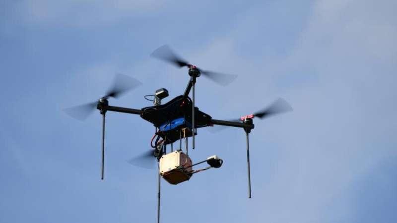 Manifold Robotics expands autonomous data collection drones from sea to air