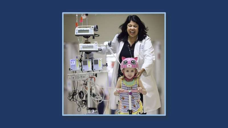 Many children in intensive care may not be getting rehabilitation therapy, study shows