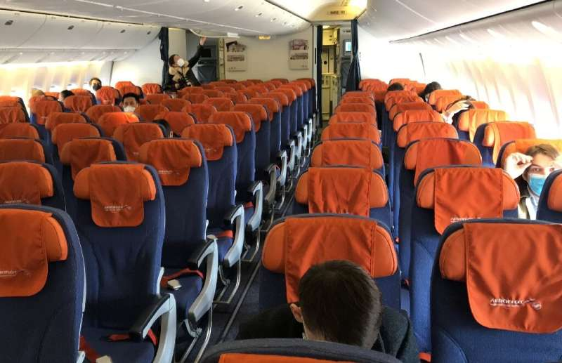 Many flights have had empty seats as few people could or wanted to fly during the crisis, but airlines are resisting keeping sea