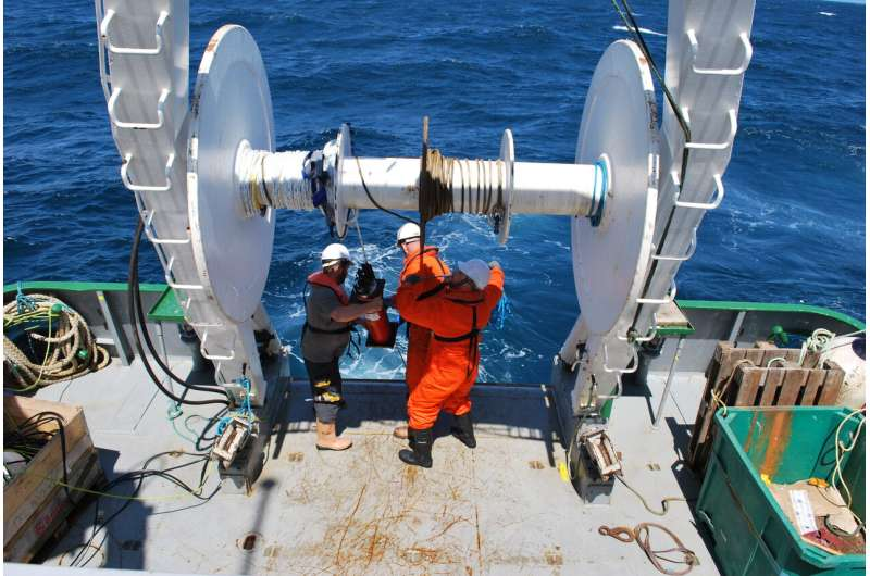 Marine Researchers Find Trawling Noise Risk to Protected Mammals