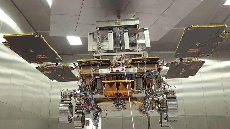 Mars rover revival
