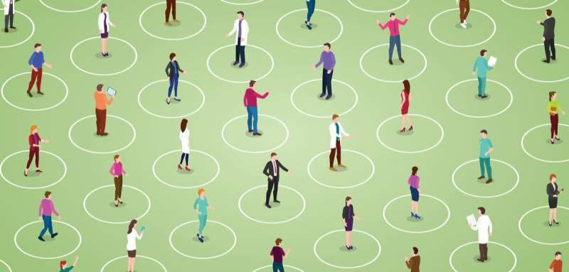 Maximising the impact of social distancing on COVID-19