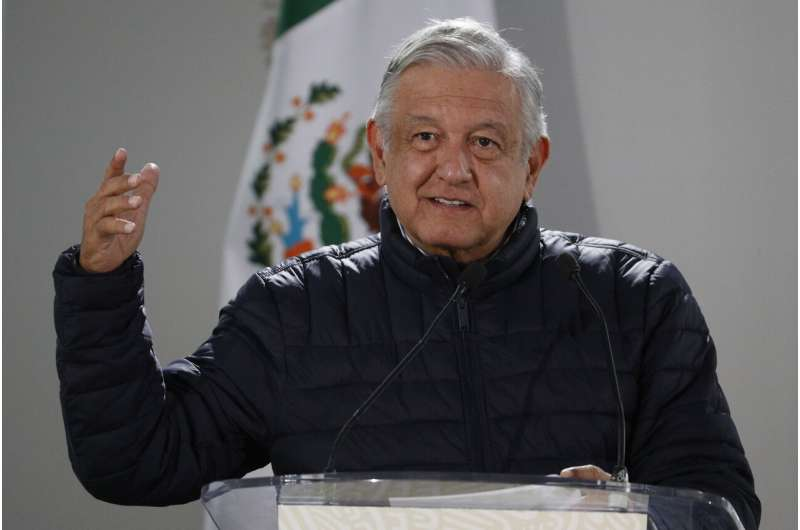Mexico to reopen construction, mining, auto manufacturing