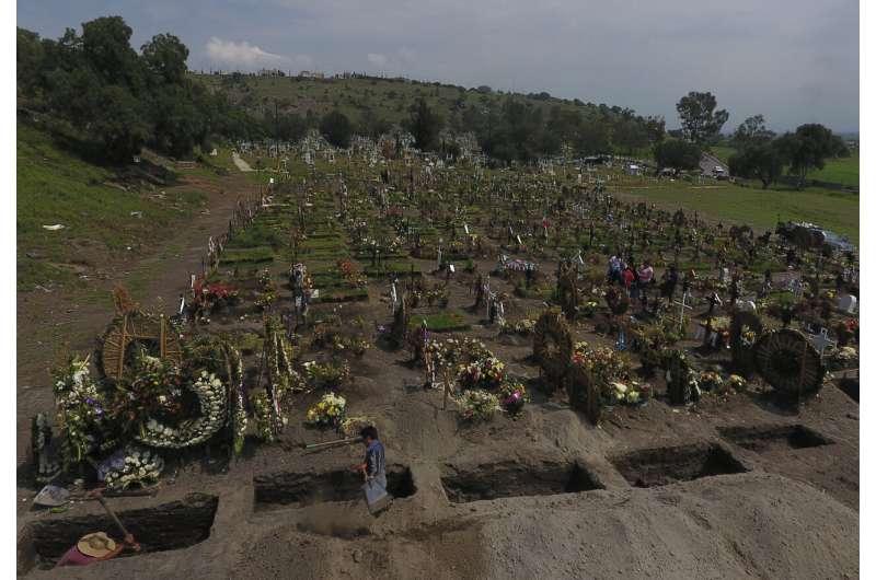 Mexico ups COVID-19 'estimate' to 89,612 deaths