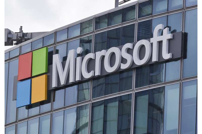 Microsoft's cloud business helps offset pandemic woes