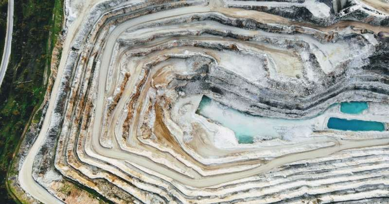 Mining for renewable energy could be another threat to the environment