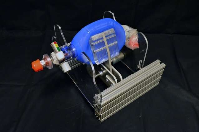 MIT-based team works on rapid deployment of open-source, low-cost ventilator
