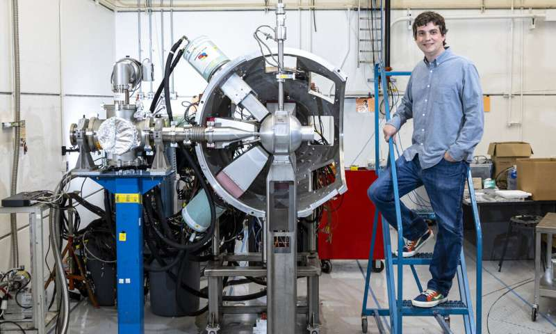 Mitch Allmond: Shaping a better fundamental understanding of matter