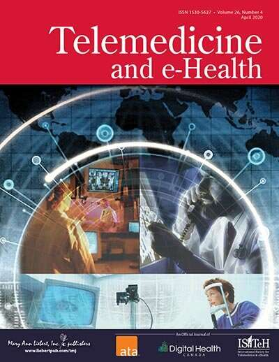 Mobile telehealth system in China facilitates clinical communication during COVID-19