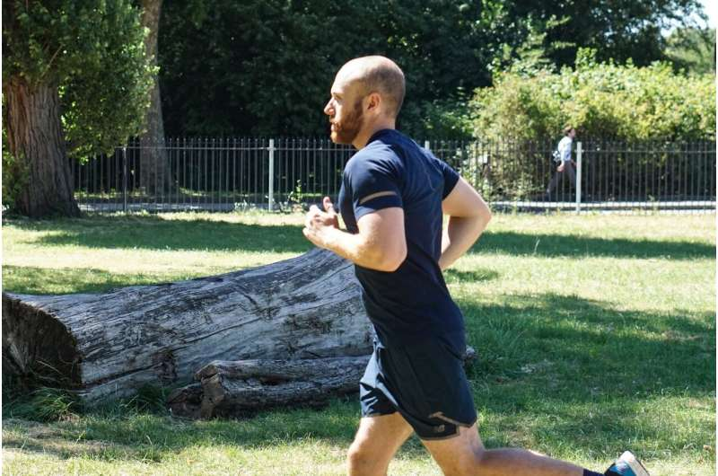 Moderate intensity exercise can benefit memory performance