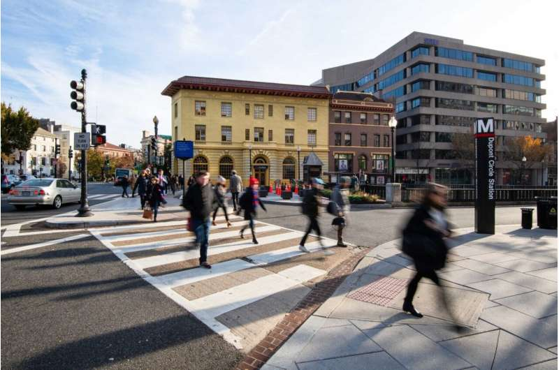 More federal funding needed to increase Americans' active transportation habits