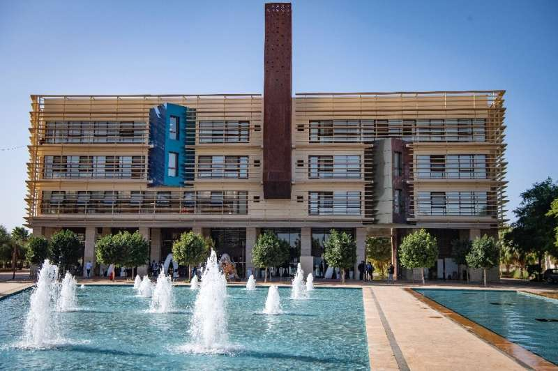 Morocco's 1337 campus is a dream come true for budding geeks, in a country where IT skills are in high demand