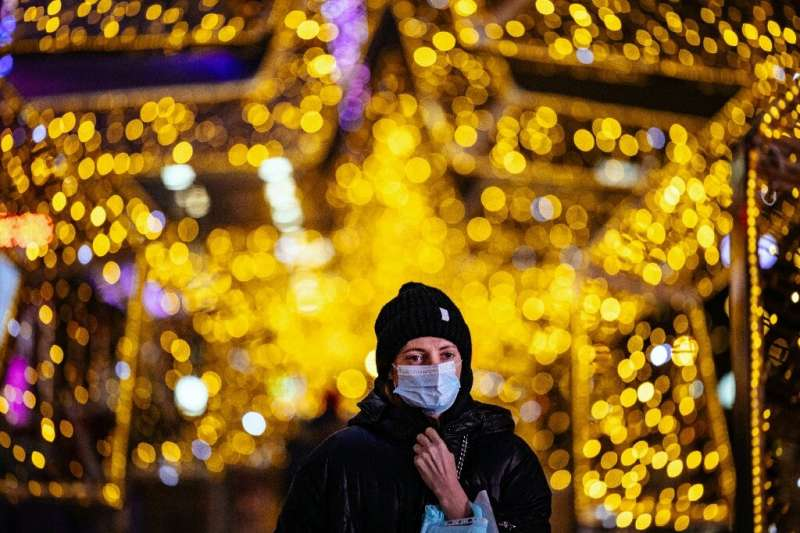 Moscow, like many other European capitals, is struggling to contain the virus