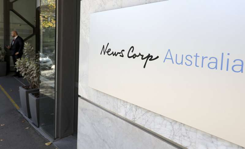 Most Australian News Corp small papers to go digital-only