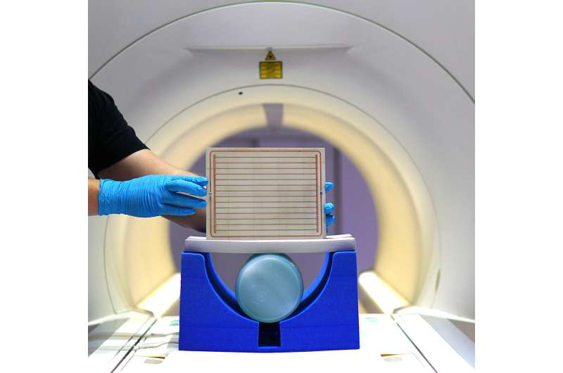 MRI images: more efficient, quieter and faster