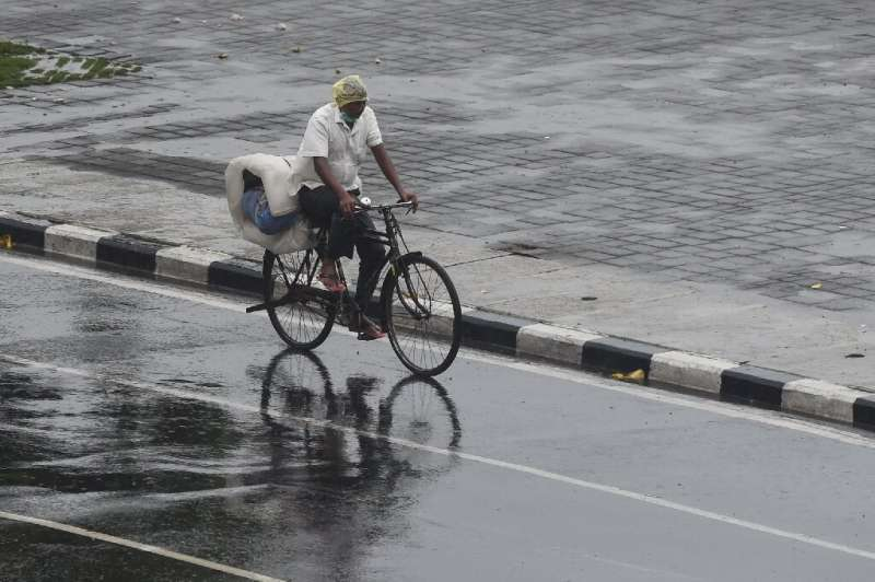 Mumbai is bracing for its first cyclone in more than 70 years