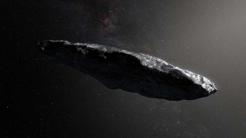 Mysterious interstellar visitor was probably a 'dark hydrogen iceberg,' not aliens