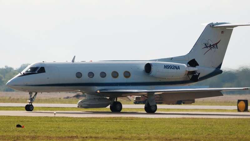 NASA prepares for new science flights above coastal Louisiana