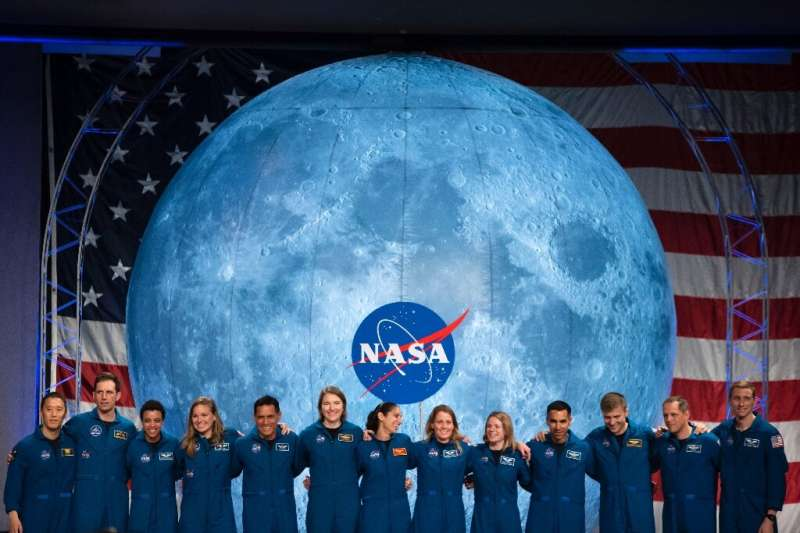 NASA's astronaut class of 2020 might be among those returning to the Moon under the Artemis program