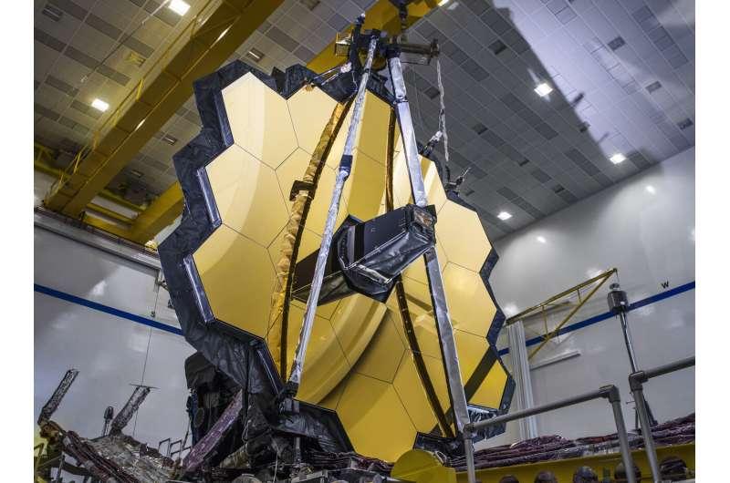 NASA's James Webb Space Telescope full mirror deployment a success