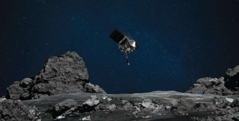 NASA's OSIRIS-REx ready for touchdown on asteroid Bennu