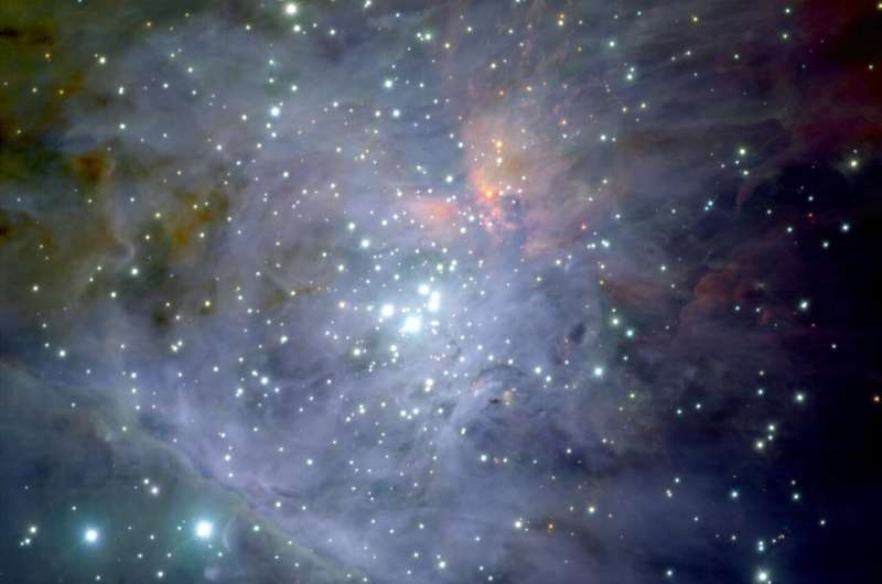 NASA's Webb Telescope to unravel riddles of a stellar nursery