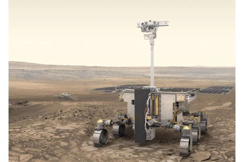 NASA takes first step to allow computers to decide what to tell us in search for life on Mars