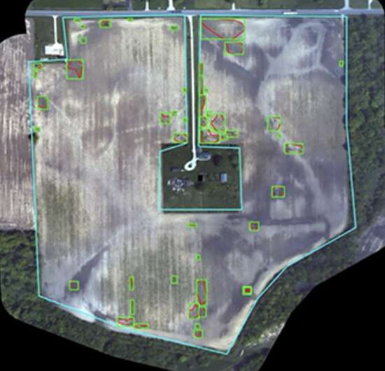 New aerial image dataset to help provide farmers with actionable insights