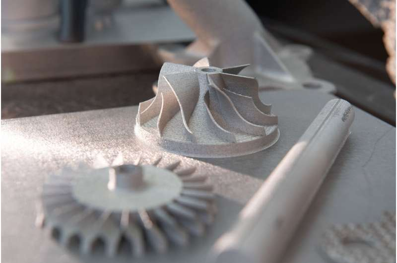New Army 3-D printing study shows promise for predictive maintenance