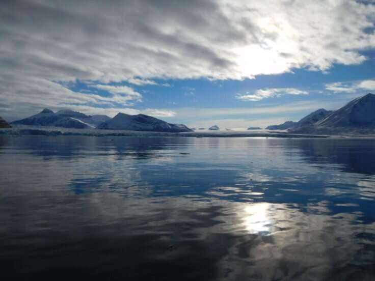 New briefing paper on Arctic change