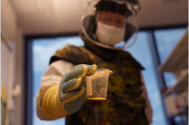 New explosive materials to bring nontoxic ammunition