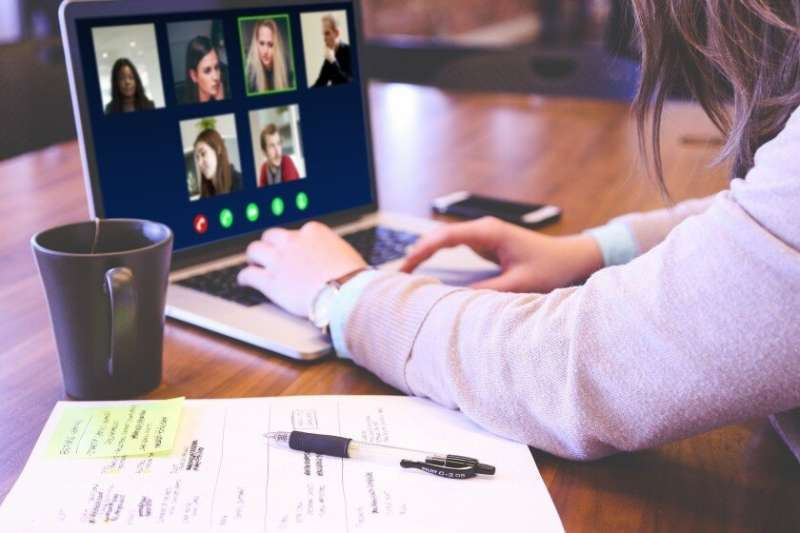 New leaders emerge as organizations go to virtual work spaces, says study