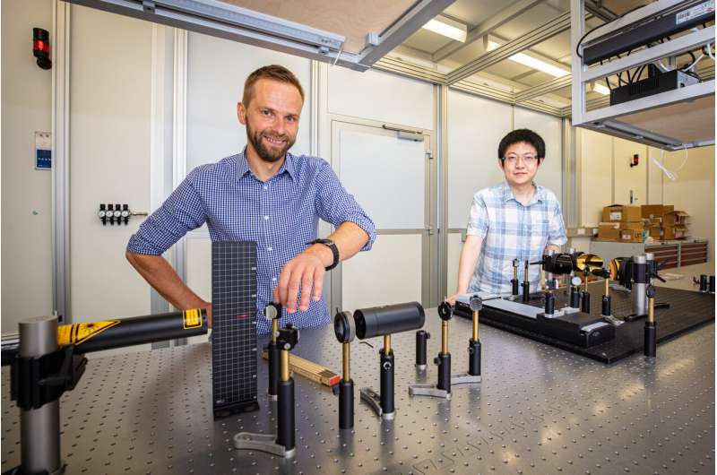 New method to track ultrafast change of magnetic state
