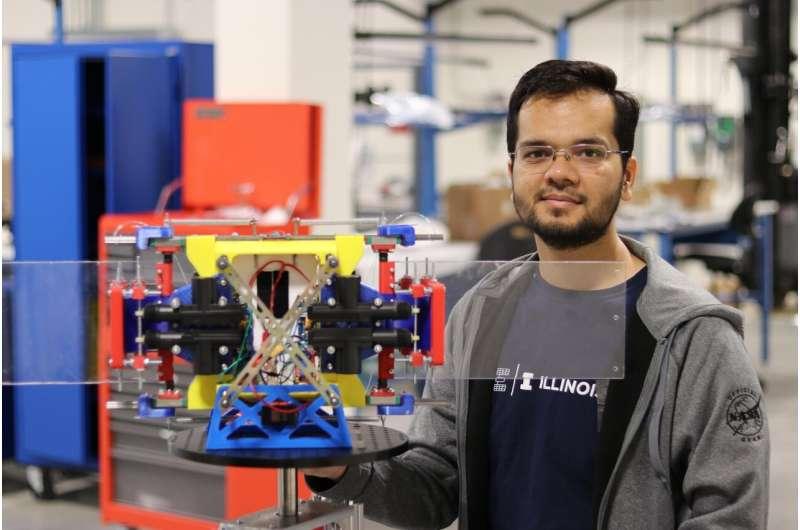 New patented invention stabilizes, rotates satellites