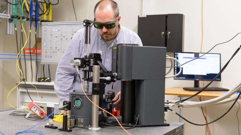 New quantum loop provides testbed for quantum communication technology