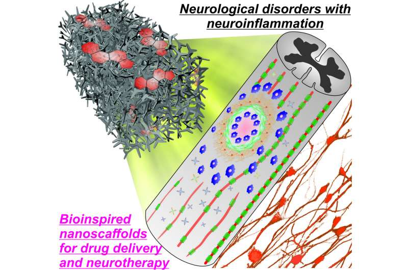 New smart drug delivery system may help treatment for neurological disorders