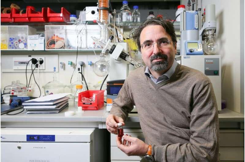 New synthetic molecule can kill the flu virus