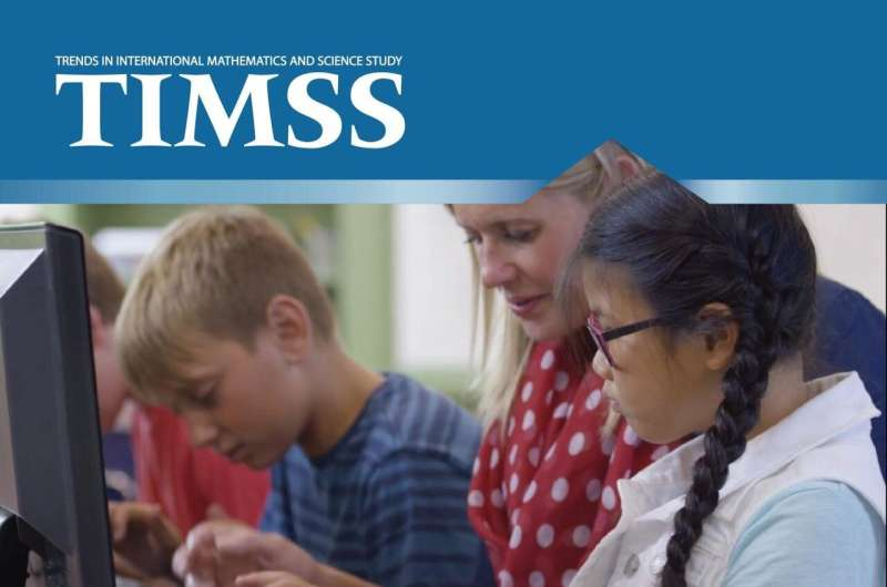 New TIMSS results show East Asian students continue to lead the way in mathematics
