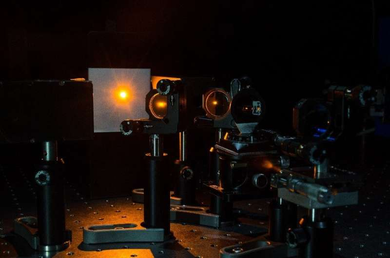 New ultrafast yellow laser poised to benefit biomedical applications