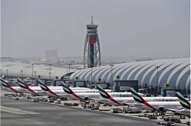 New virus hits Mideast airlines with $100M loss, group says