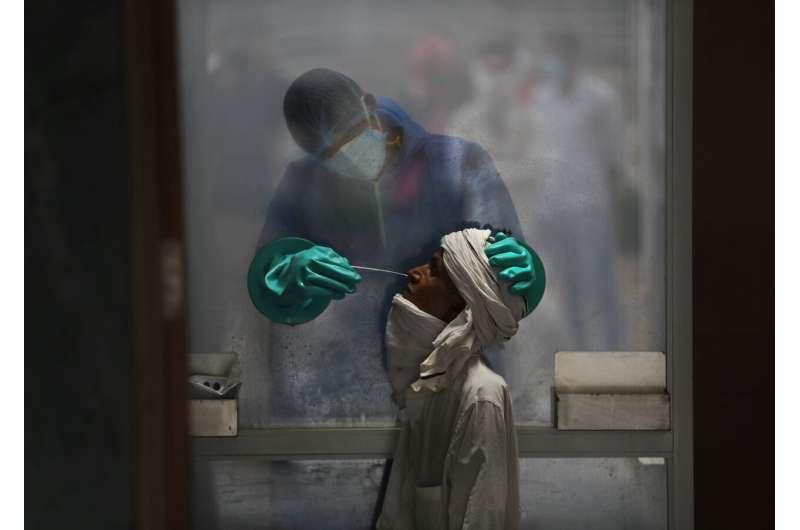 New virus outbreaks raise alarm as India cases hit 1 million